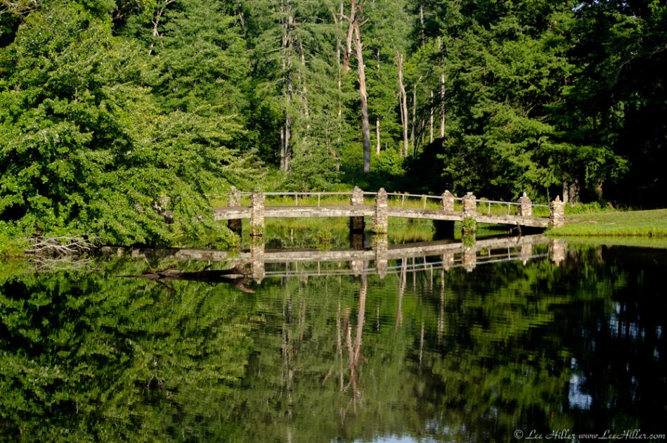 HSNP Fordyce Estate Ricks Pond Stone Bridge