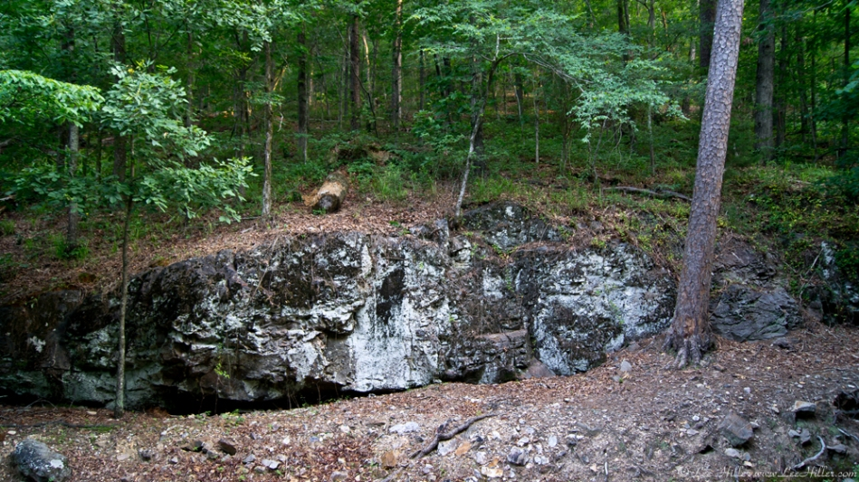 HSNP North Moountain Natural Rock Wall
