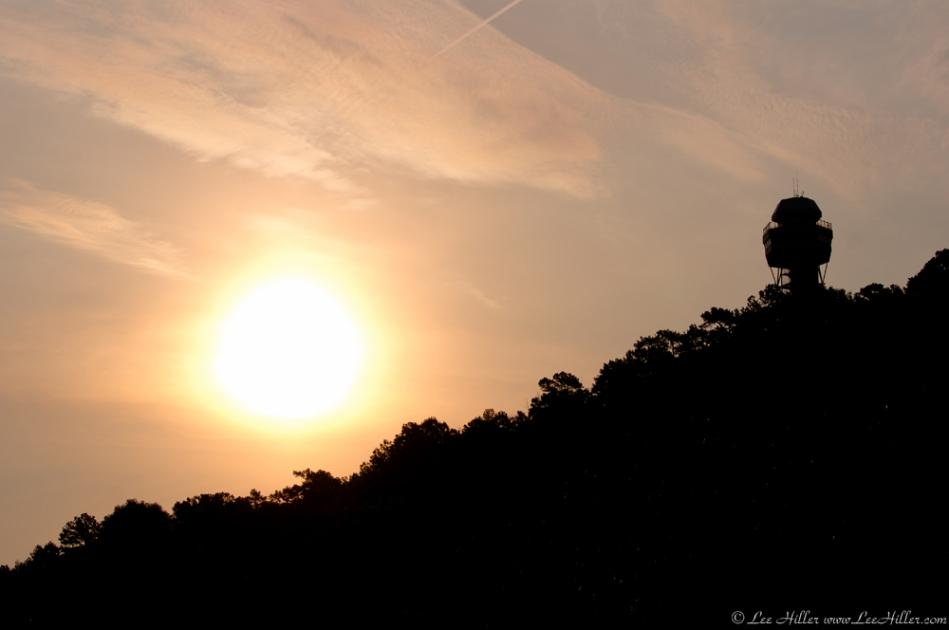 HSNP Hot Springs Mountain Sunrise
