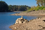Lake Ouachita State Park Autumn Morning