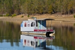 Lake Ouachita State Park House Boat