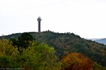 HSNP West Mountain View of Hot Springs Mountain Tower