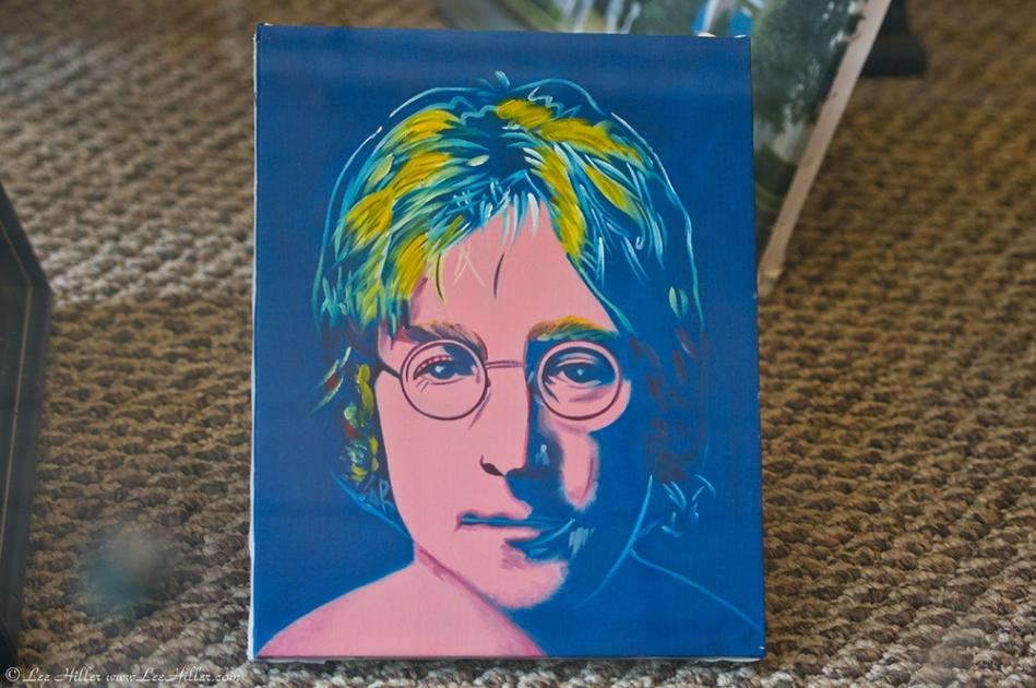 HSNP Hot Springs Historic District John Lennon Art