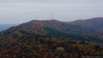 HSNP Hot Springs Mountain Tower View of National Park