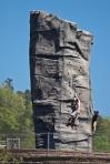 Cedar Glades Park Arkansas Rock Wall Climbers