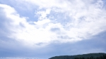 Cedar Glades Park Turbulent Sky