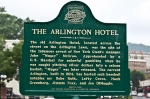Hot Springs Historic Baseball Trail Arlington Hotel #4