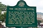 Hot Springs Historic Baseball Trail Arlington Hotel #4