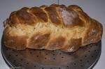 Garlic Challah... Shabbat Shalom!