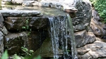 Garvan Woodland Gardens Arkansas Waterfall