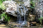 Garvan Woodland Gardens Arkansas Waterfall Rock Pool