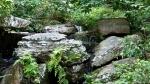Garvan Woodland Gardens Arkansas Waterfall Rock Pool