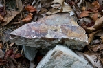 HSNP Lower Dogwood Trail Colorful Rock w/ Quartz