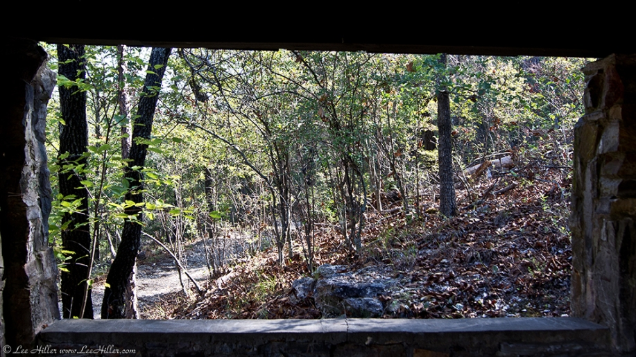 HSNP Honeysuckle Trail Hiking Hut