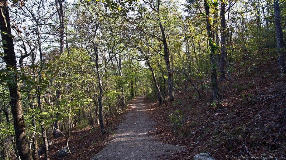 HSNP West Mt. Canyon Trail