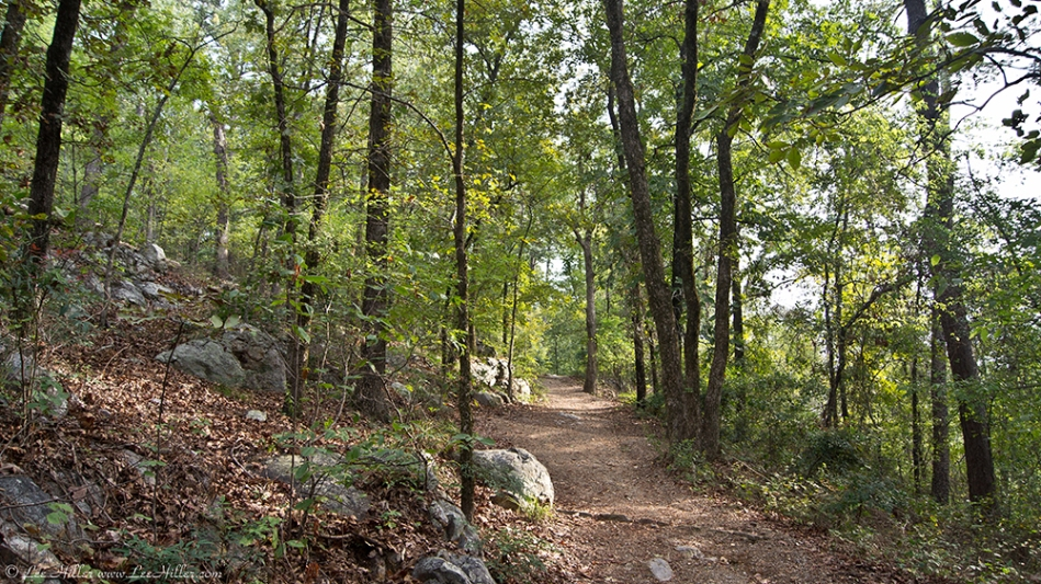 HSNP Short Cut Trail