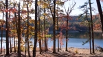 Lake Ouachita State Park Entrance