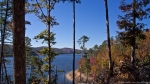 Lake Ouachita Caddo Bend Trail Autumn