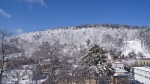 HSNP View of West Mountain Snow