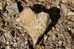 HSNP Fordyce Estate Sunset Trail Rock Heart Valentine