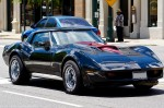 Hot Springs, Arkansas Corvette