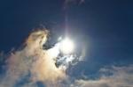 Cedar Glades Park Vapor Sky