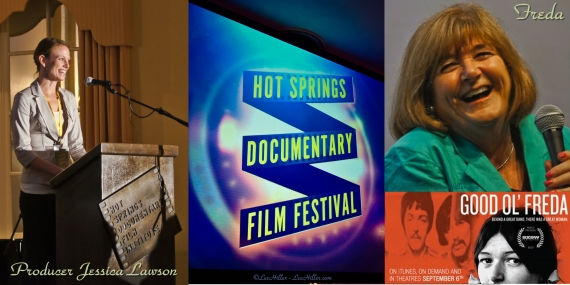 Good Ol Freda Hot Springs Documentary Film Festival