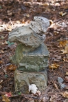 CGP Blue Trail Autumn Forest Rock Stack