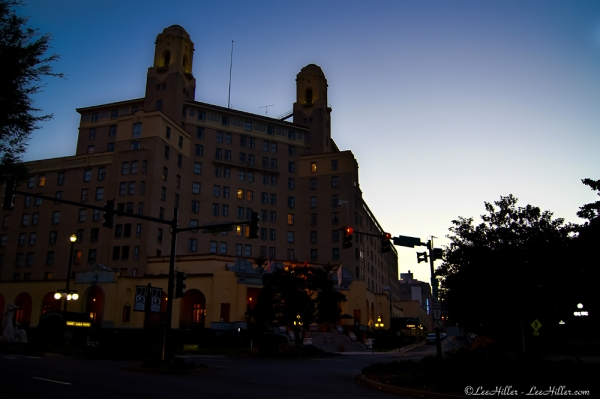 Hot Springs, Arkansas Arlington Hotel