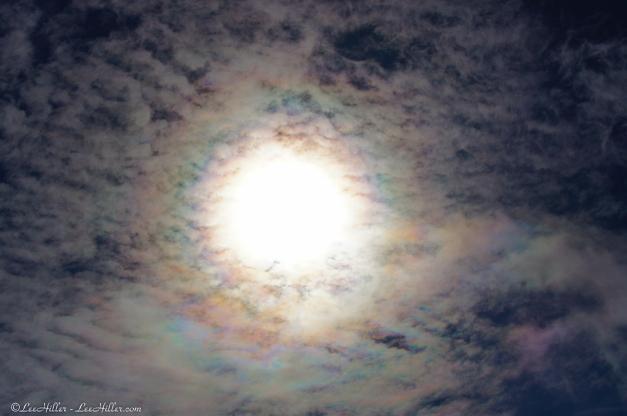 HSNP Rainbow Sunrise Sky
