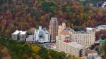 Arlington Hotel in Historic Hot Springs, Arkansas