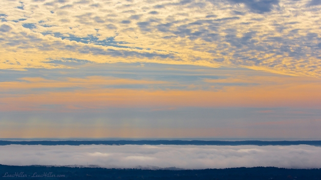 Ouachita Horizon Sunrise