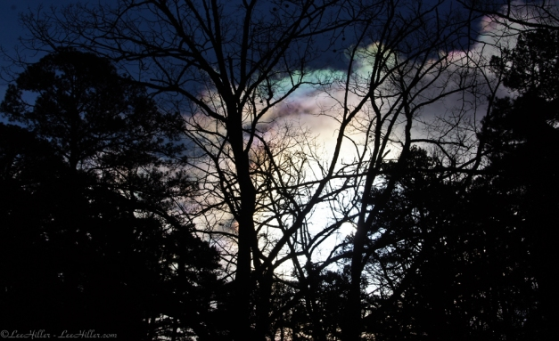 HSNP Rainbow Cloud Sunrise on the Trail