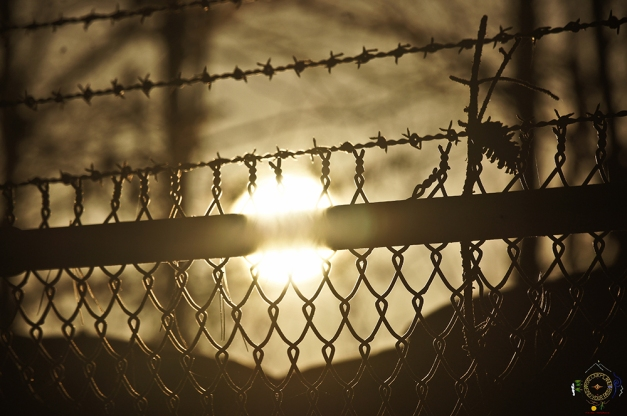 HSNP Barbed wire chain link Sunrise