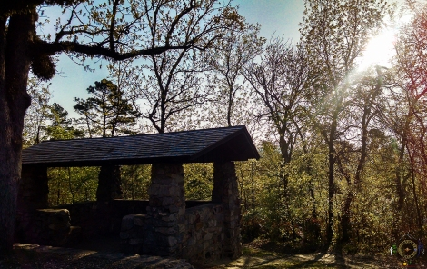 HSNP Gulpha Gorge Trail Hikers Hut